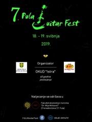 Dosežki naših učenk na tekmovanju PULA Guitar Fest 2019. - OKUD ISTRA - Pula - Hrvaška