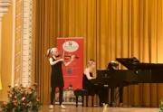 Izjemni uspehi violinistke Elze Premrl
