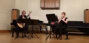 Koncert dua - kitaristke Maje Vrbnjak in oboistke Astrid Kukovič